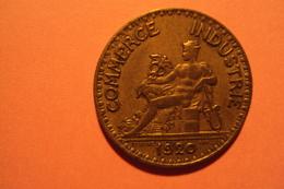 2 F CHAMBRES DE COMMERCE DOMARD ANNEE 1920 TB + A VENDRE 10 EUR AU LIEU DE 20 EUR - I. 2 Francs