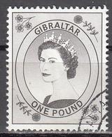 GIBRALTAR     SCOTT NO. 791   USED    YEAR 1999 - Gibraltar