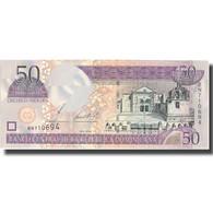 Billet, Dominican Republic, 50 Pesos Oro, 2002, 2002, KM:170b, NEUF - Dominicaine