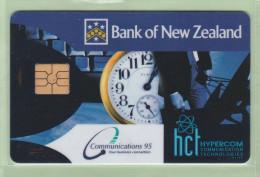 New Zealand - 1995 Communications - $5 BNZ- NZ-E-29 - Mint - New Zealand