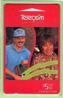 New Zealand - 1994 Telecom Staff Christmas - $5 - NZ-P-34 - Mint - New Zealand