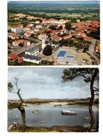 LOT  DE 48 CARTES  POSTALES  SEMI-MODERNE  DIVERS  FRANCE  N78 - 5 - 99 Postcards