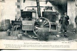 N°63735 -cpa Scènes Champêtres -bouilleur De Cru- - Agriculture