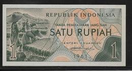 Indonésie - 1 Rupiah - Pick N°78 - NEUF - Indonésie