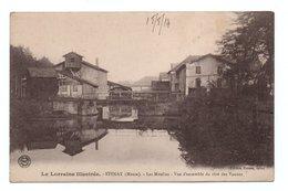 - CPA STENAY (55) - Les Moulins 1914 - Vue D'ensemble Du Côté Des Vannes - Edition Fousse - - Stenay