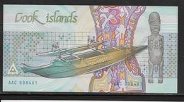 Cook - 3 Dollars - Pick N°6 - NEUF - Cook Islands