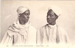 Nubian Types Egyptian Types And Scenes - Personnes