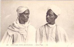 Nubian Types Egyptian Types And Scenes - Egitto
