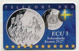 TK 34912 DENMARK - P295  Sweden - Historic Event 600 Ex. MINT ! - Denmark