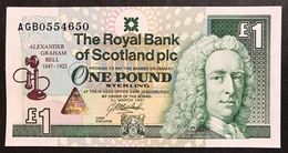 Scozia Scotland 1  Pounds 1997 Fds LOTTO 2057 - [ 3] Scotland
