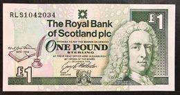 Scozia Scotland 1  Pounds 1994 Fds LOTTO 2058 - [ 3] Scotland