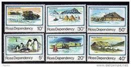ROSS N° 15/20 XX Série Courante 25ème Anniversaire De L'ouverture De La Base Scott TB - Dépendance De Ross (Nouvelle Zélande)
