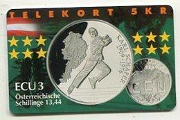 TK 34921 DENMARK - P289 Austria - Karl Schäfer 600 Ex. MINT ! - Denmark
