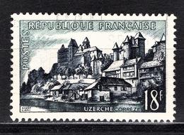 FRANCE 1955 -  Y.T. N° 1040 - OBLITERE - Usati