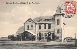 NAMIBIE : Bahnhof Keetmanshoop - Etat - Namibie