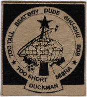 Human Space Flights STS-86 Nick Atlantis (20) USA Iron On Embroidered Patch - Patches