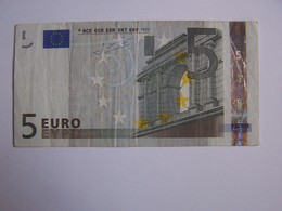 5 Euro Netherlands Trichet P R003 F4 Circulated - EURO