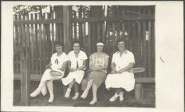 TENNIS LADYS, PC, Uncirculated Cca 1930 - Tennis