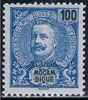 Companhia De Nyassa, 1898, # 23, MH - Nyassaland