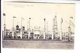 BELGIUM LIEGE EXPOSITION  UNIVERSELLE 1905 - Belgium