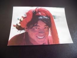 VISAGE DE L'HIMALAYA ...JEUNE KHAMPA A KANTZE ..KHAM..TIBET - Tibet