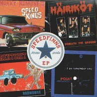 SPEEDFINNS EP - WOIMASOINTU - Marky RAMONE & The SPEEDKINGS - Vinyl Noir - Rock