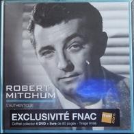 "Robert Mitchum ""livre Photos +  4 Films DVD "" - Action, Aventure"