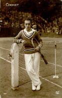 N°63740 -cpa Cochet -tennis- - Tennis