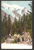 Carte P ( Suisse / Chamonix / Le Mont-Blanc ) - GE Genève