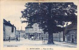77 - MITRY MORY : Place De Mory - CPA - Seine Et Marne - Mitry Mory