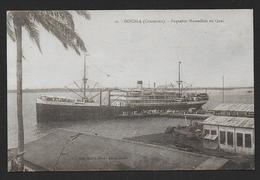 DOUALA - Paquebot Marseillais Au Quai - Kamerun