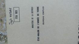 REGLEMENT DU SERVICE DE GARNISON - LAVAUZELLE 1976 - LIVRET Broché 77 Pages - MILITARIA - Décret 1975 Modifié 1977 - Documents