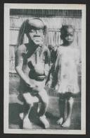 CAMEROUN - Enfant Douala Et Fétiche - Kamerun