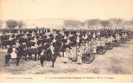 ARMENIE : 5e Batterie D'artillerie Des Cosaques Du Kouban A Erivan - Tres Bon Etat - Arménie