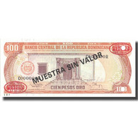 Billet, Dominican Republic, 1000 Pesos Oro, 1994, 1994, Specimen, KM:138s3, NEUF - Dominicaine