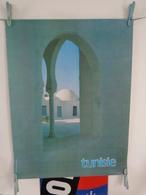 AFFICHE:  TUNISIE, , H63 L 48 - Affiches