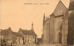 HERBIGNAC - Place De L'Eglise - Herbignac