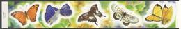 O951 SAMOA FLORA & FAUNA BUTTERFLIES !!! SELF-ADHESIVE 1SET MNH - Schmetterlinge