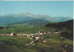 Flugaufnahme Kurort Schwellbrunn Mit Säntis - Flugbild Gross - AR Appenzell Rhodes-Extérieures