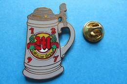 Pin's,Biere,Beer,Bier,MÜLLER BRÄU,cope A Biere, Bierkrug,limitee - Beer