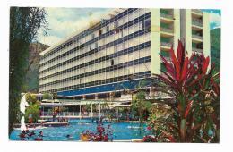 MARACAY - VENEZUELA - HOTEL MARACAY 1962 VIAGGIATA FP - Venezuela