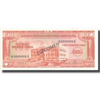 Billet, Dominican Republic, 100 Pesos Oro, 1975-76, 1975-76, KM:113s2, NEUF - Dominicaine