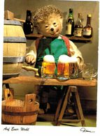 Thème - Mecki - Auf Euer Wohl - Bière - Bier - Mecki
