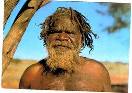 Océanie - Australie - Australie - 3 Cartes : Aborigene - Aborigine - Central Australia Pitjantjatjara Tribe - Aborigènes