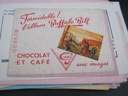 BUVARD PUBBLICITARIA  CHOCOLAT - Cocoa & Chocolat