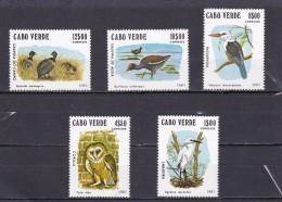 Cabo Verde Nº 450B Al 450F - Islas De Cabo Verde