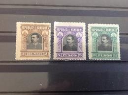 Honduras - Postfris/MNH - Complete Set President Luis Bogran Barahona 1891 - Honduras