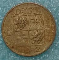 Czechoslovakia 20 Hellers, 1992 ↓price↓ - Tchécoslovaquie