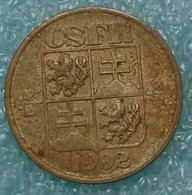 Czechoslovakia 20 Hellers, 1992 ↓price↓ - Czechoslovakia