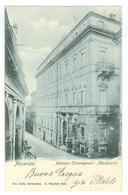 1900's, Italy, Macerata, Palazzo Compagnoni-Marefoschi. Printed Pc, Used. - Macerata